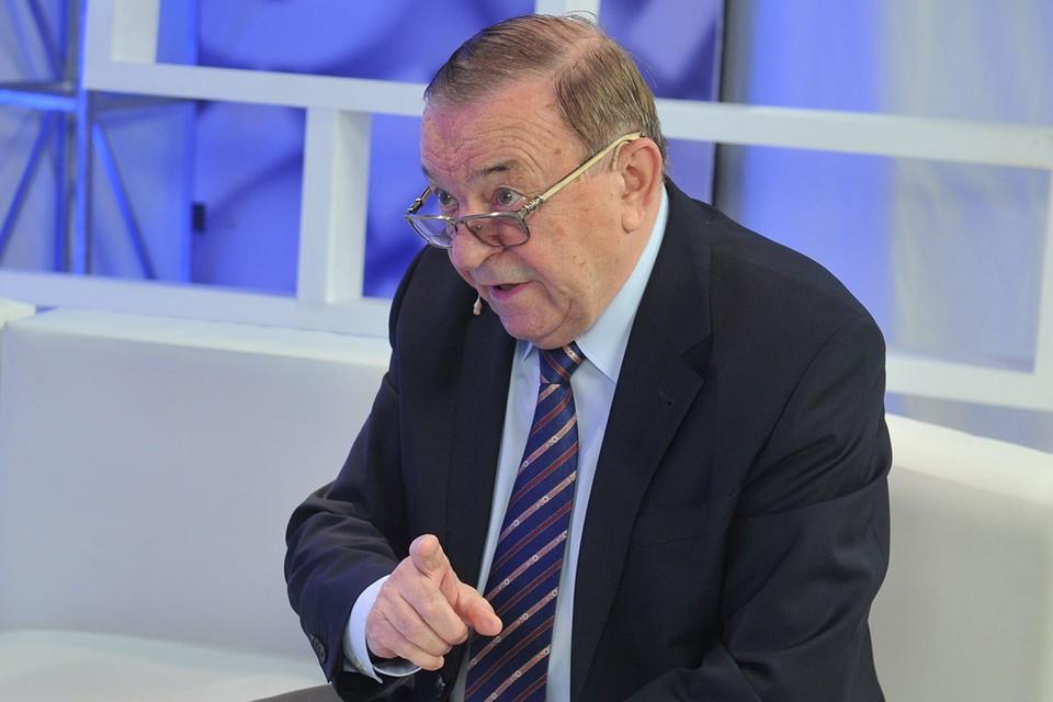 Бывший шеф протокола Михаила Горбачева и Бориса Ельцина Владимир Шевченко.
