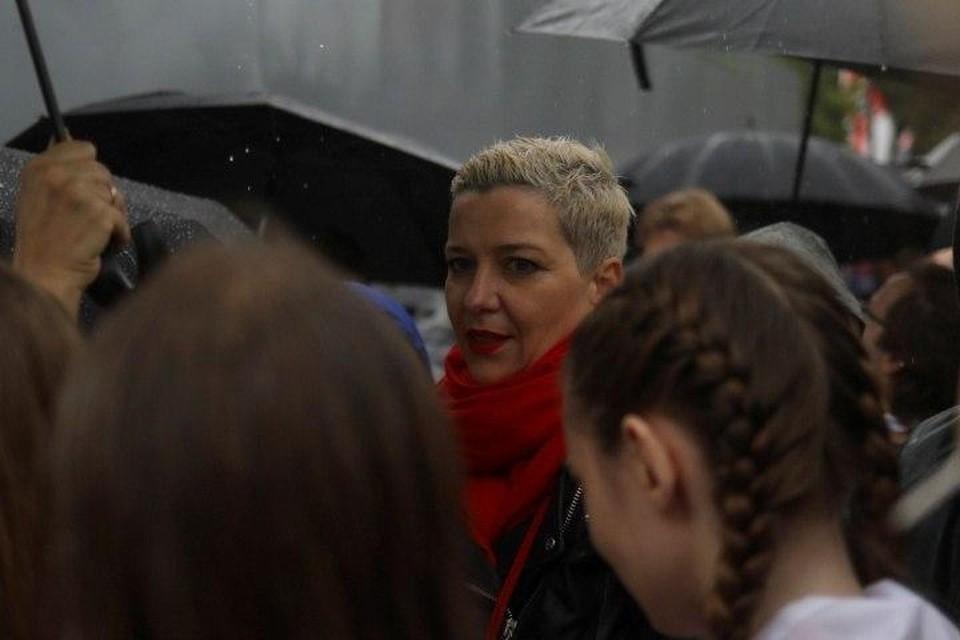 Член КС оппозиции Белоруссии Мария Колесникова находится в СИЗО