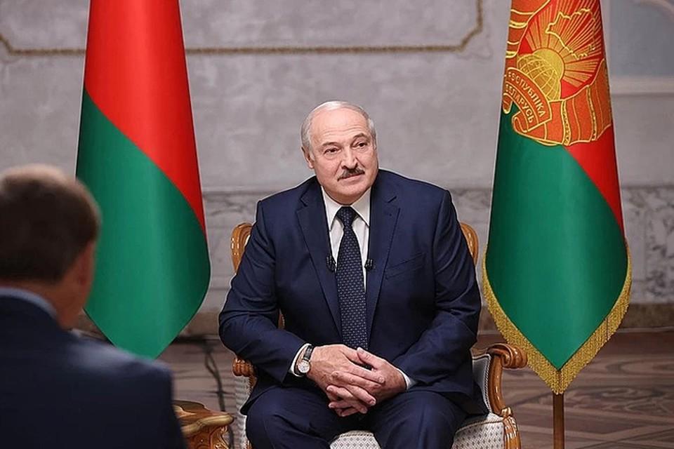 Президент Белоруссии сравнил происходящее с ситуацией в других странах бывшего СССР
