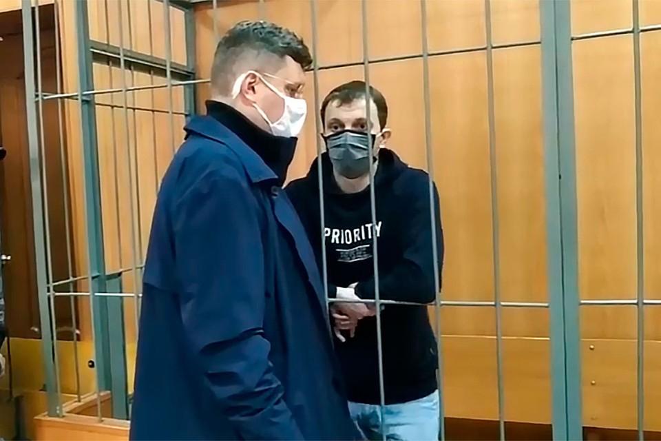 Один из организаторов группы АУЕ предстал перед судом.