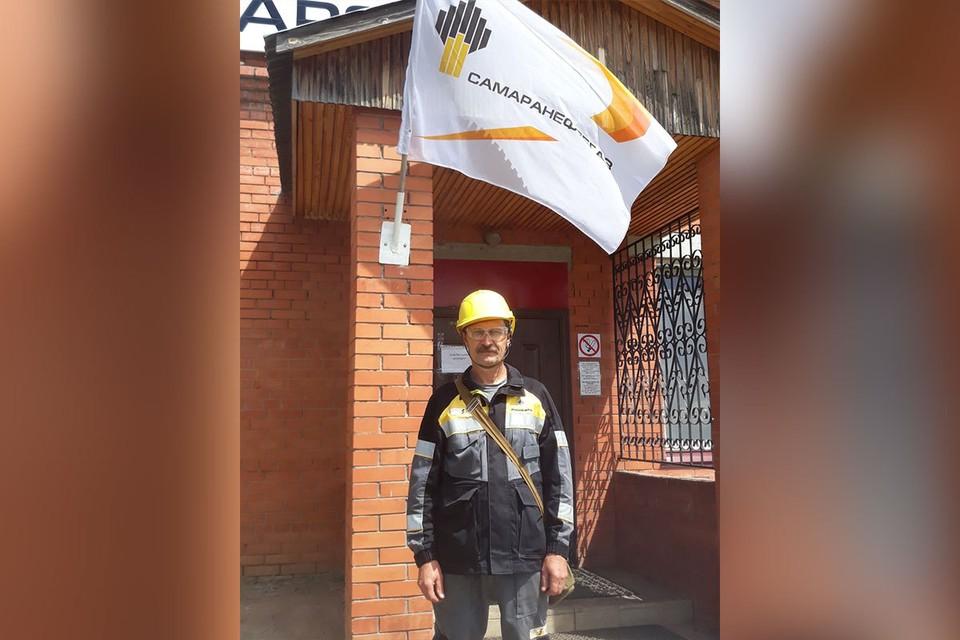 Николай Морулев — признанный профессионал нефтедобычи. Фото «Самаранефтегаз»