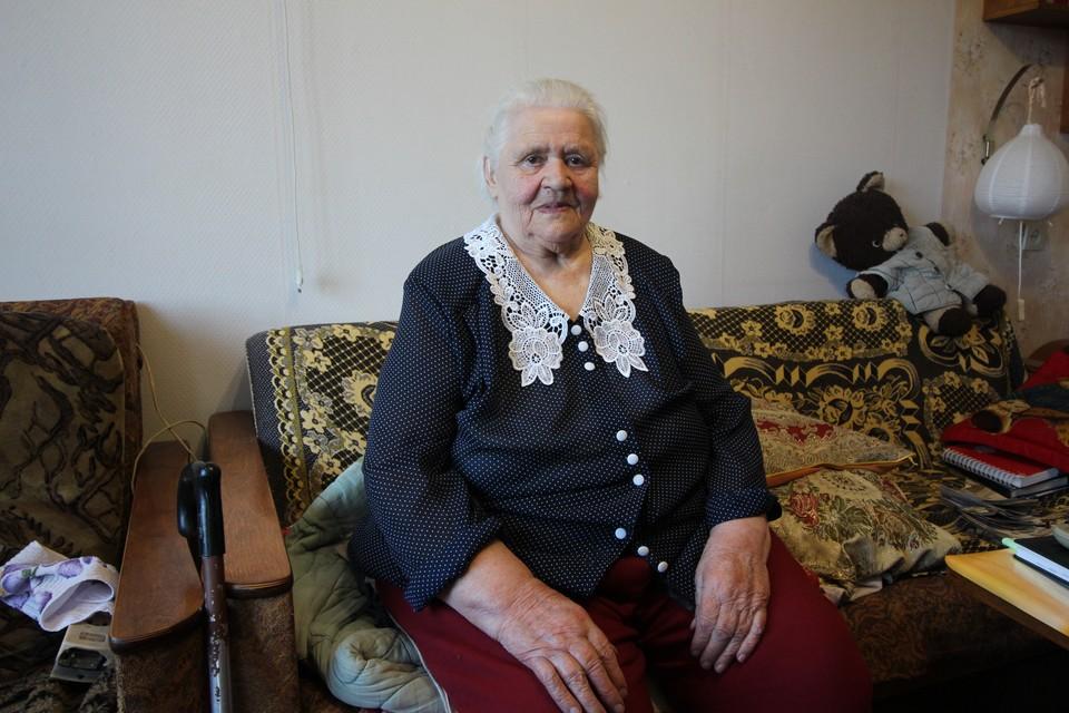 Зинаида Михайловна уже 17 лет живет в Гвардейске.