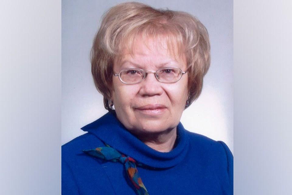 В течение трех последних лет Тамара Михайловна сражалась с болезнью. Фото Алтайской Организации Союза художников.