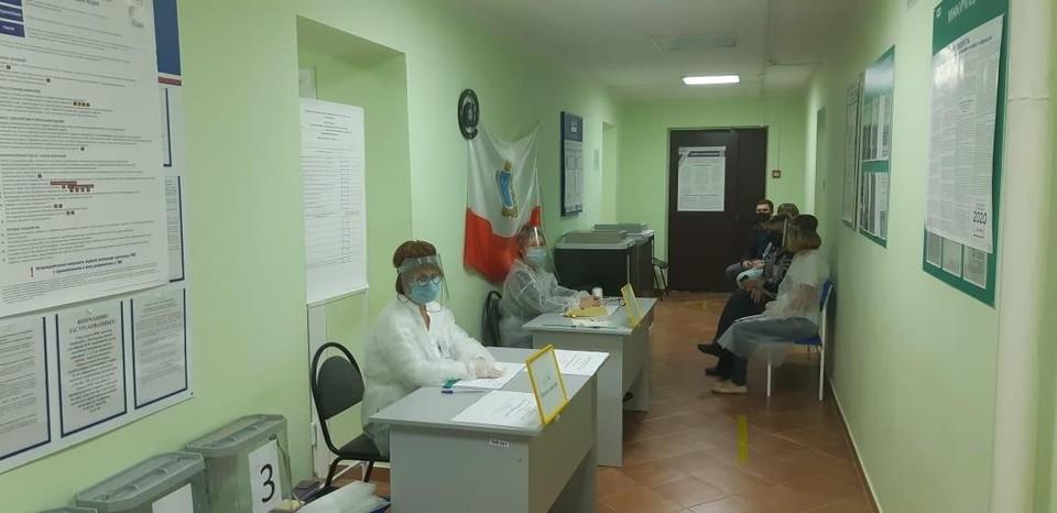 Голосование на довыборах в Саратовской области продлится три дня