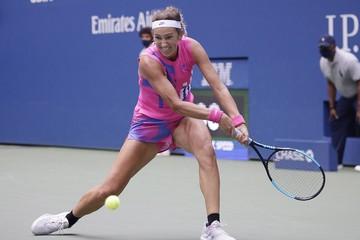 Виктория Азаренко проиграла Наоми Осака в финале US Open