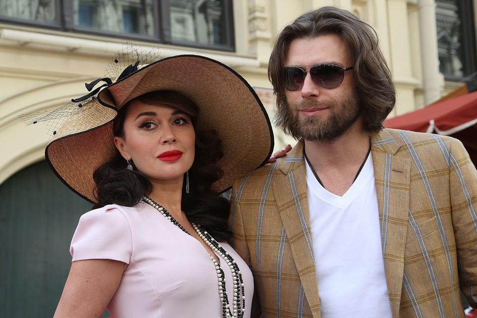 Анастасия Заворотнюк и Петр Чернышев.