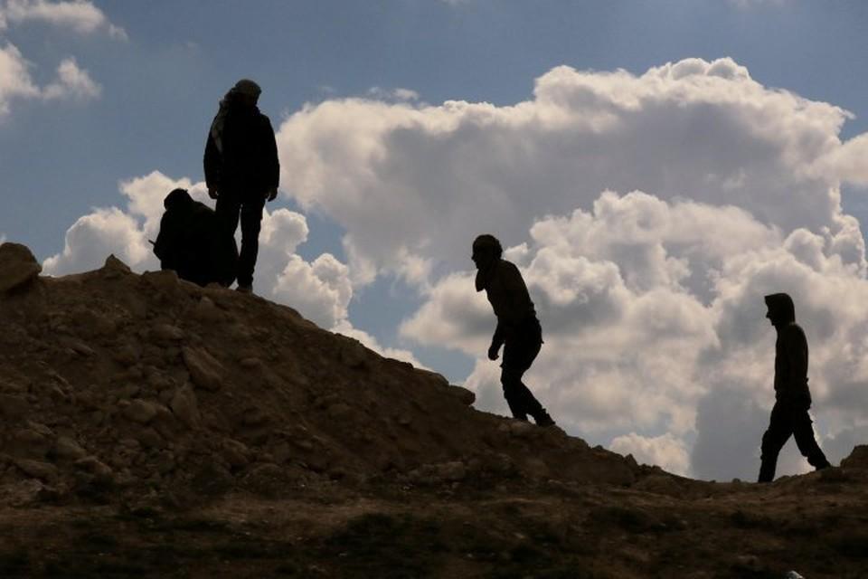 Война в Сирии продолжается уже который год