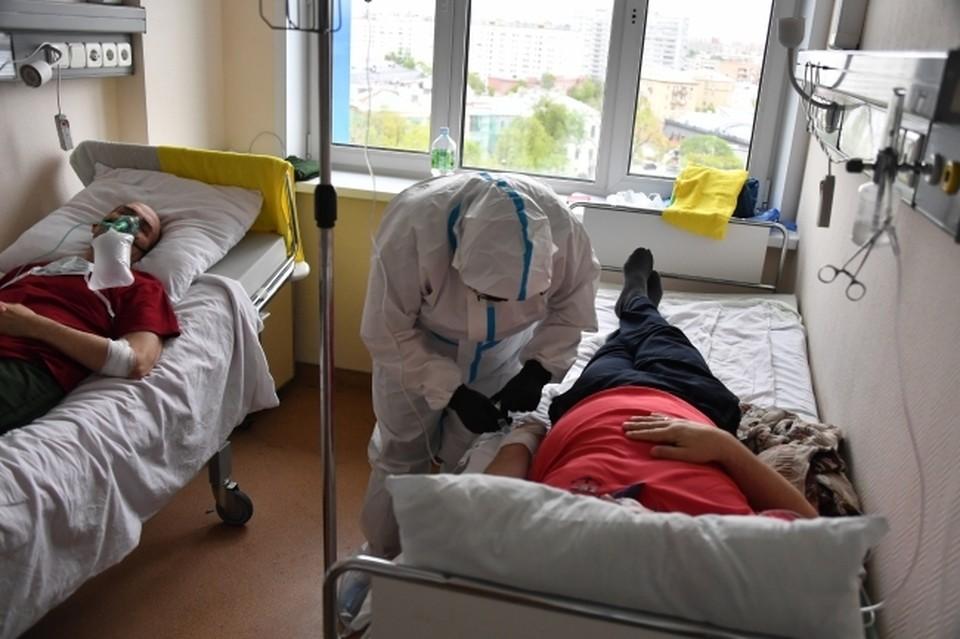 Под коронавирус начинают готовить новые больницы.