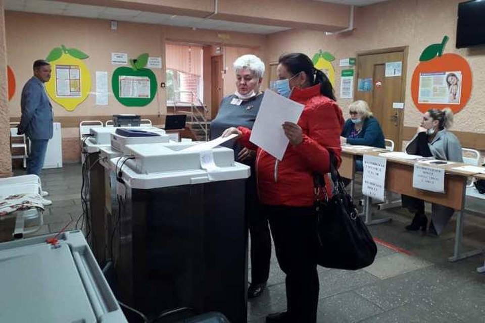 Большого ажиотажа на избирательных участках не наблюдалось.