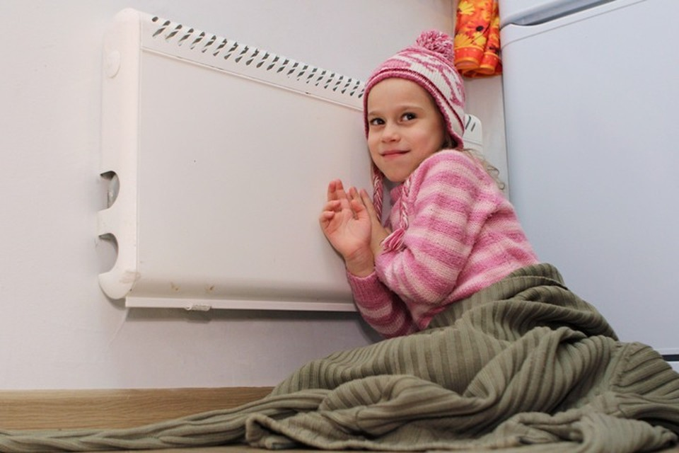 В Кемерове начали подавать тепло в жилые дома