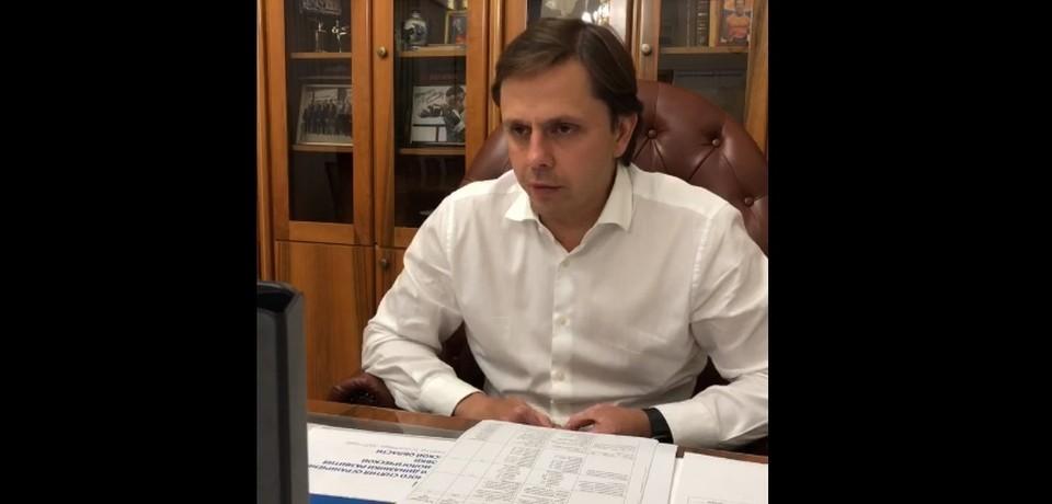 По словам Андрей Клычкова, главная задача сейчас - мониторить ситуацию и наращивать объемы тестирования