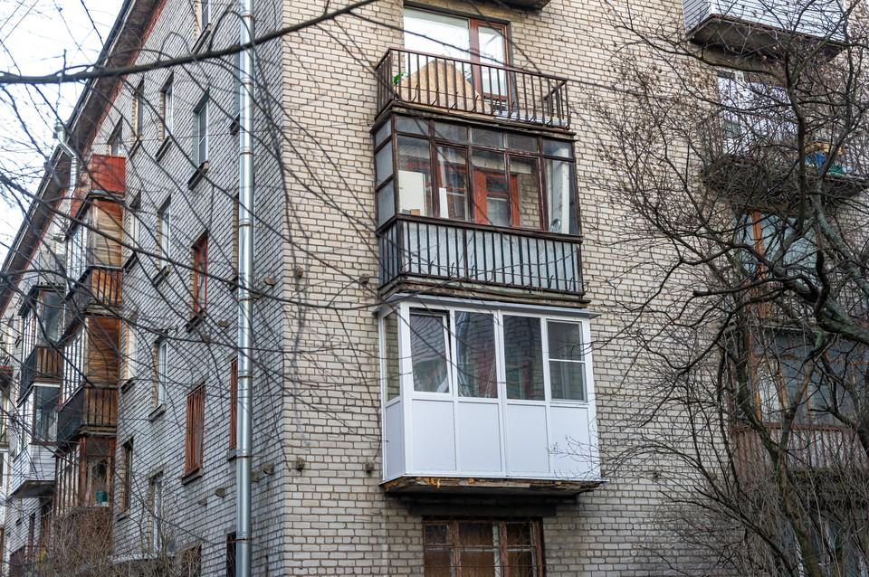 Депутаты Петербурга скорректируют закон о «балконной амнистии».