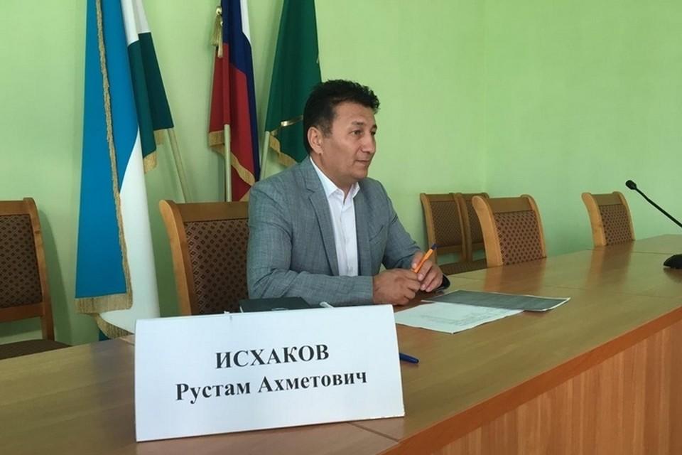 фото: vk.com / Рустам Исхаков