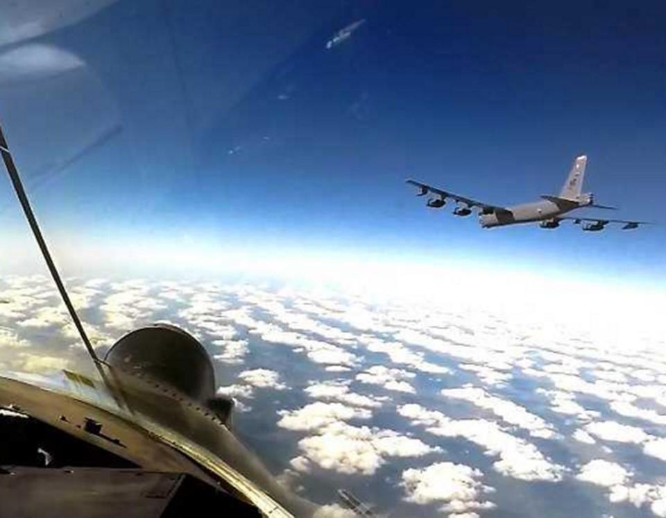 По мнению эксперта, Россия будет обязана реагировать на такие провокации ради национальной безопасности. Фото: Служба общественных связей Командования ВВС Украины