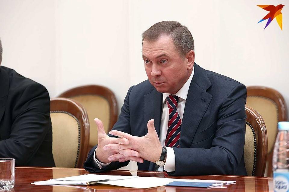 Макей заявил, что белорусы сами могут разобраться в сложившейся поствыборной ситуации, а визит представителей ОБСЕ состоится, «когда это будет полезно».