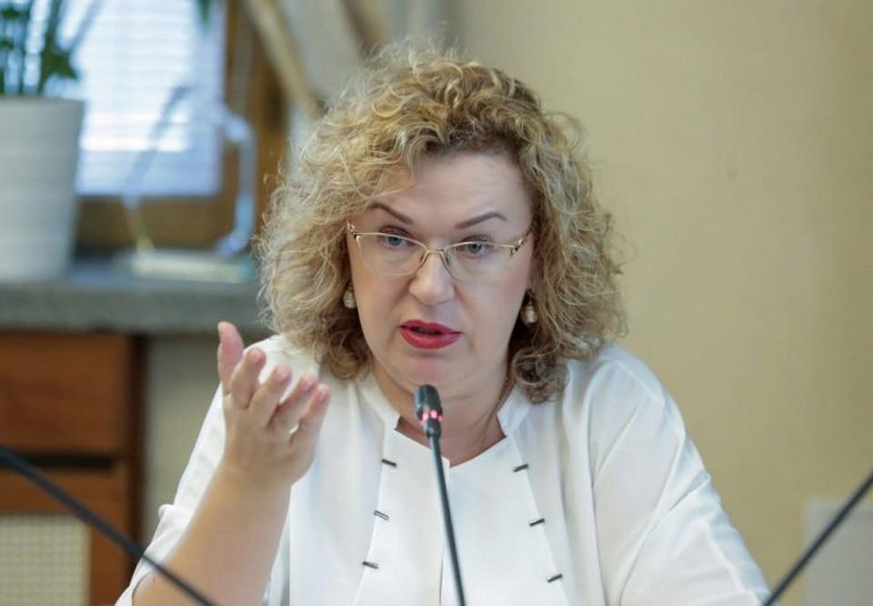 Ольга Епифанова. Источник: http://www.olgaepifanova.ru/