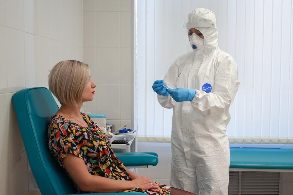 В Мурманской области почти 14 тысяч заболевших коронавирусом.