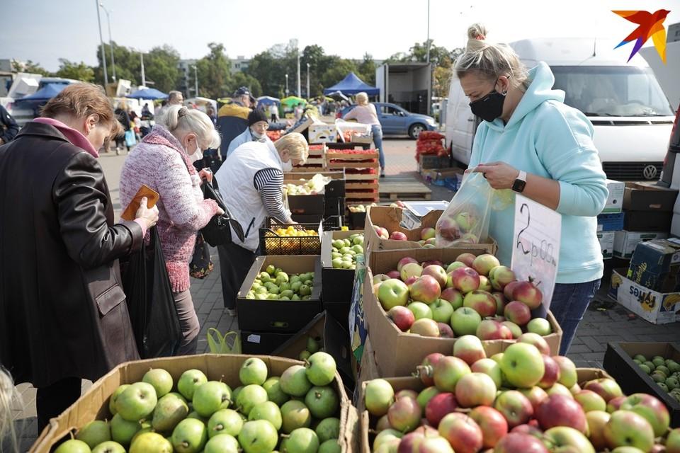 Выходные в столице открыли сезон по продажам витаминной продукции