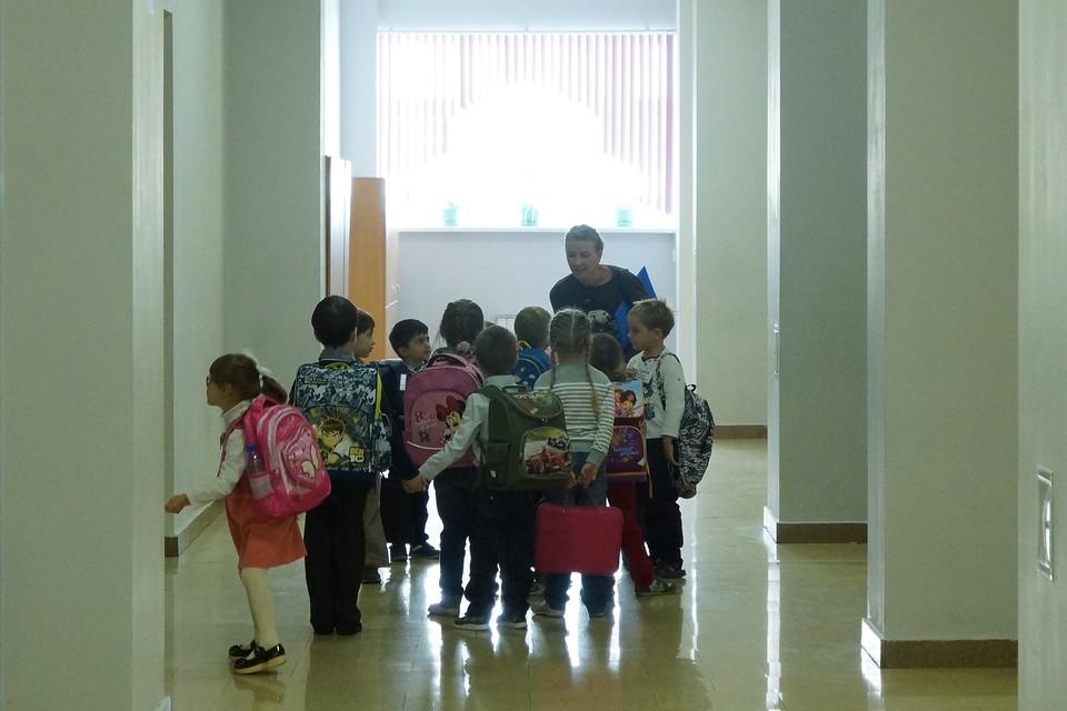 Получать справку о здоровье можно будет прямо в школе.