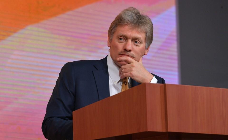 Кремль еще раз напомнил о легитимности Лукашенко