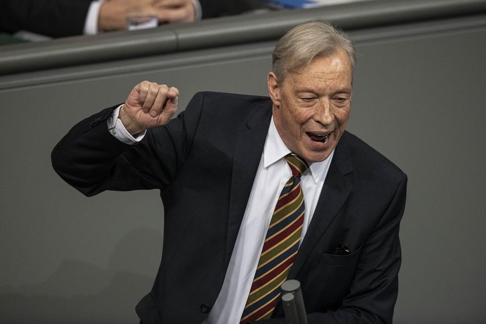 Немецкий парламентарий Армин-Паулюс Хампель
