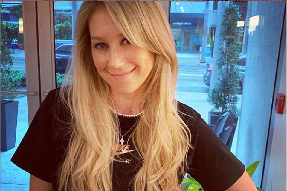 Анна Курникова поделилась снимком подросшей дочки. Фото: Инстаграм.