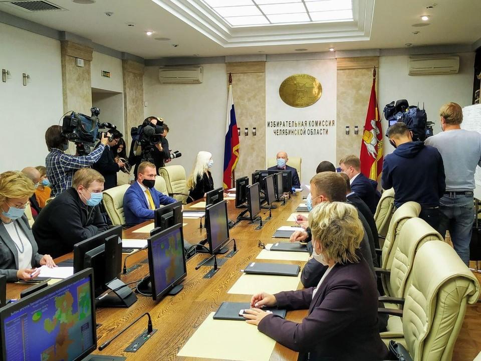 Депутаты, вошедшие в новый созыв Заксобрания, будут работать до 2025 года. Фото: облизбирком
