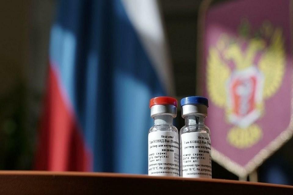 Вакцина от коронавируса может поступить в Молдову уже в конце года (Фото: ria.ru).