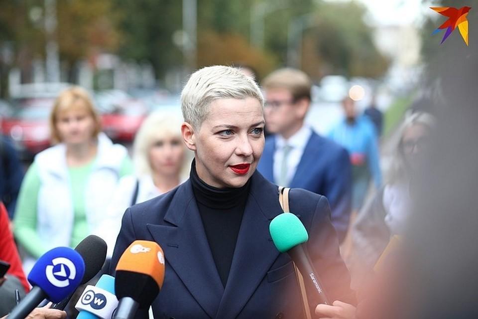 Мария Колесникова сейчас находится в СИЗО в Жодино.