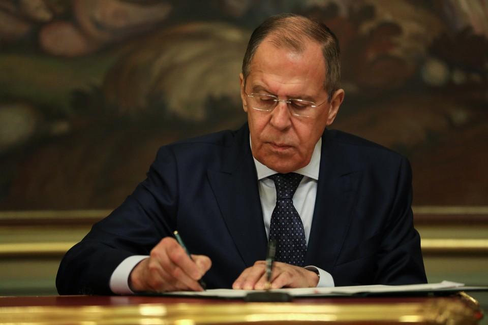 Лавров отметил, что не было бы «счастливого стечения обстоятельств» без слаженной работы российских специалистов в ситуации с Навальным