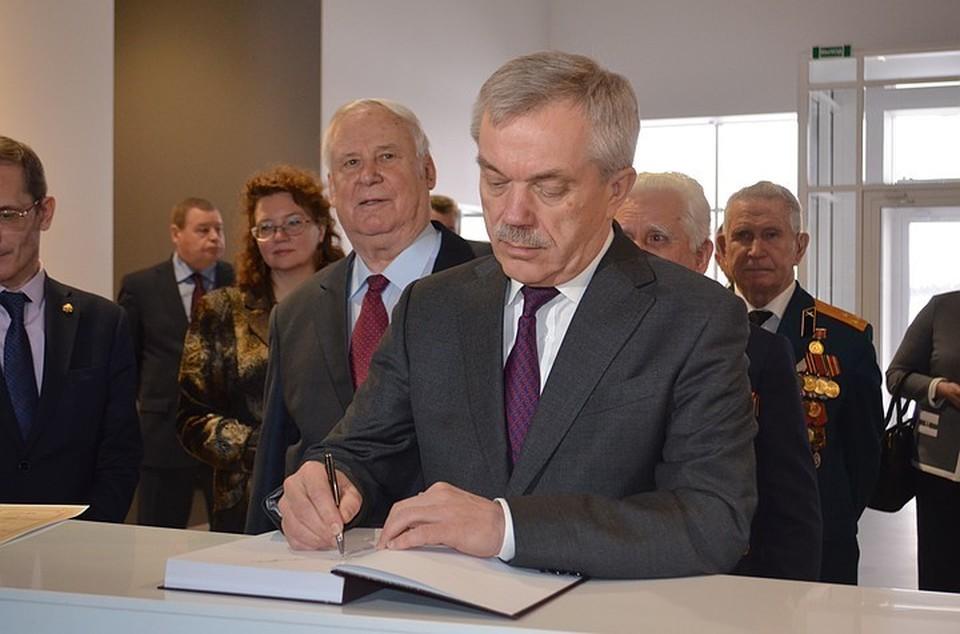 Савченко руководит регионом с 1993 года.