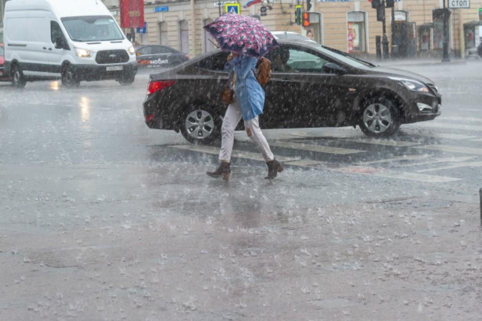 В Заполярье нагрянула непогода.