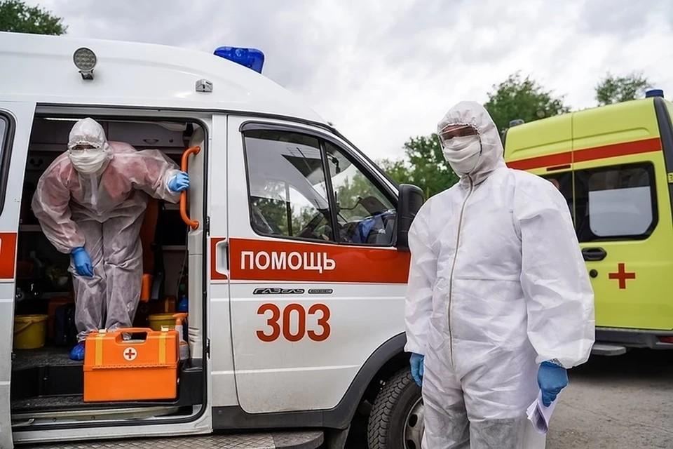 Каждый день медики ДНР стабильно выявляют по 30 – 40 человек с COVID-19