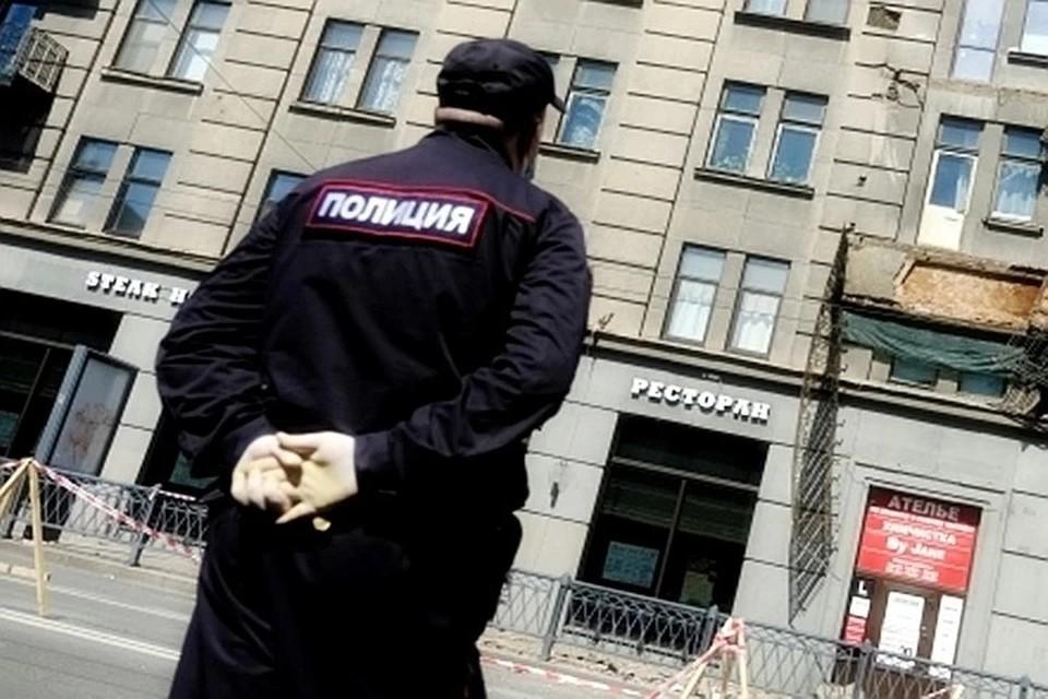 """Полицейского уволили из органов. Фото: архив """"КП"""""""