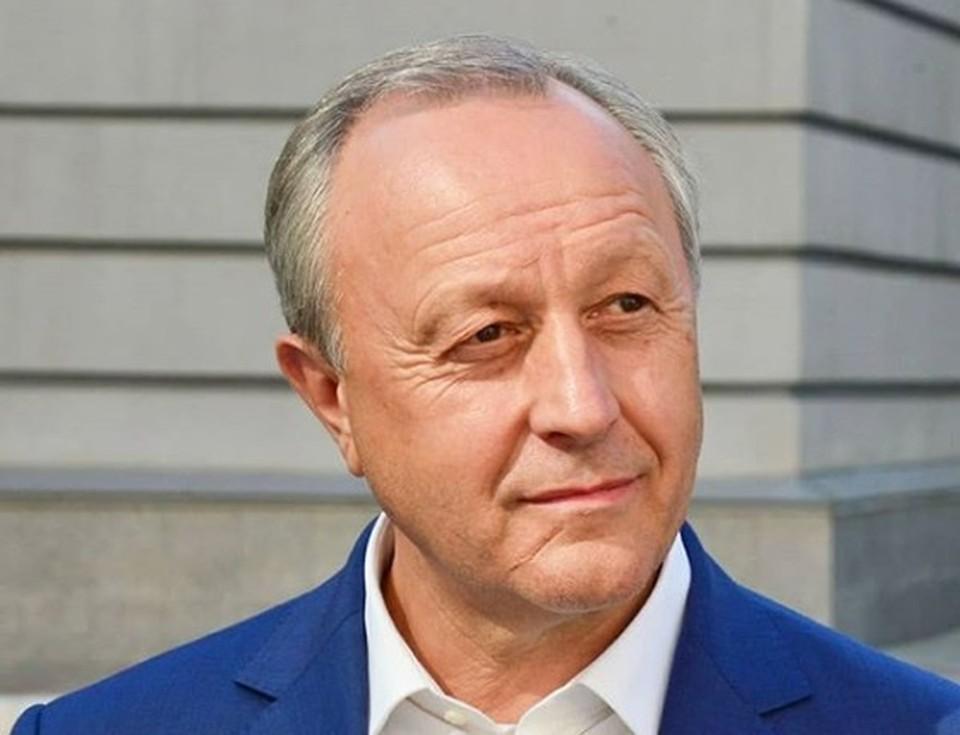 У губернатора Саратовской области подтвердился коронавирус