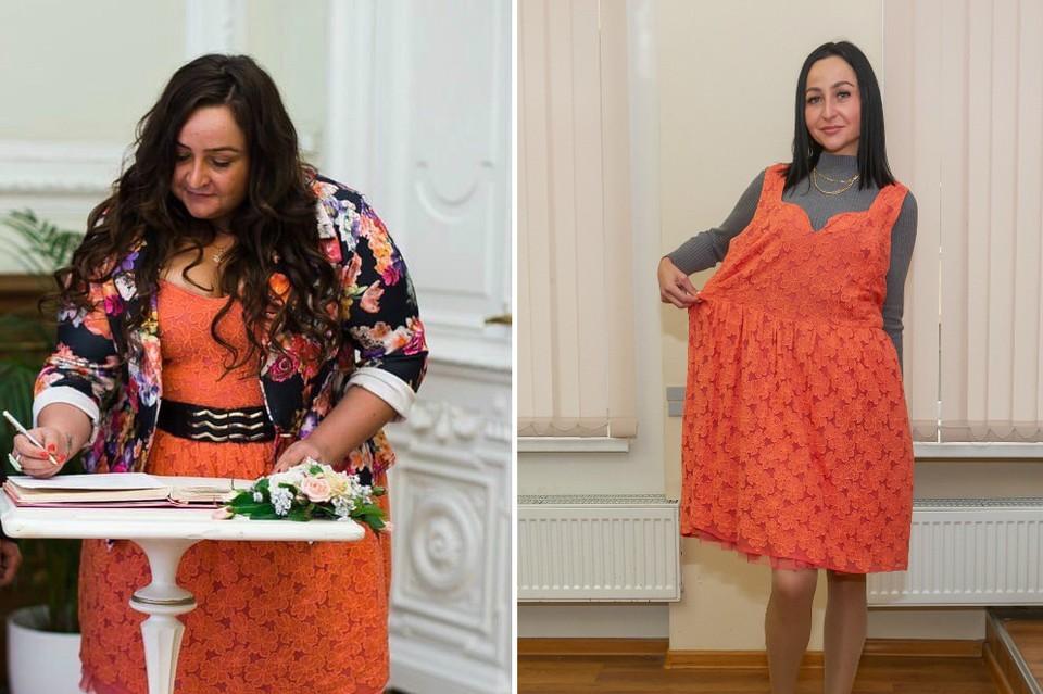 О временах в «чужом» теле Маше напоминает только любимое оранжевое платье