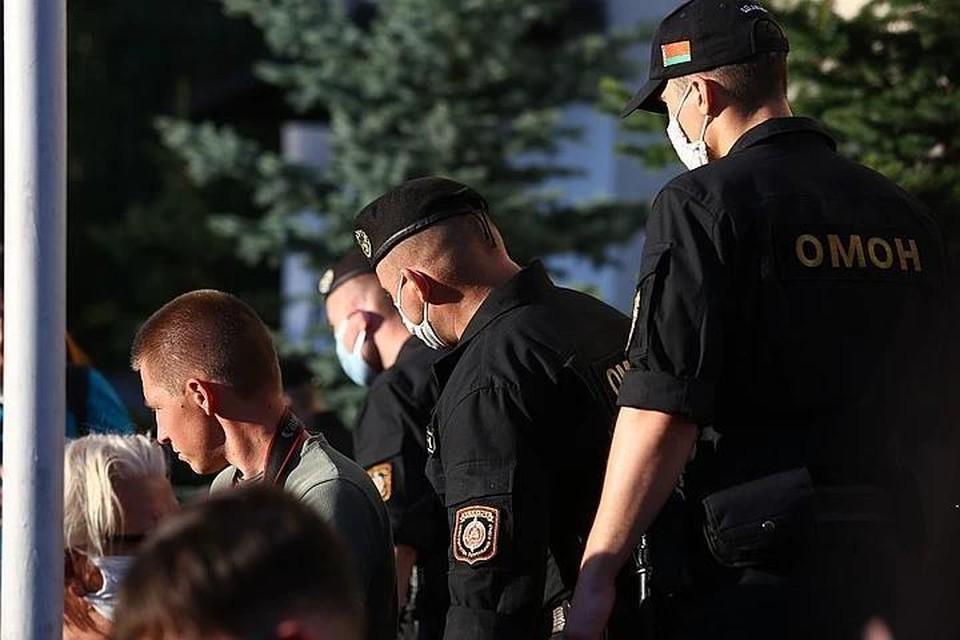 "Милиция Минска подтвердила задержания протестующих на ""женском марше"""