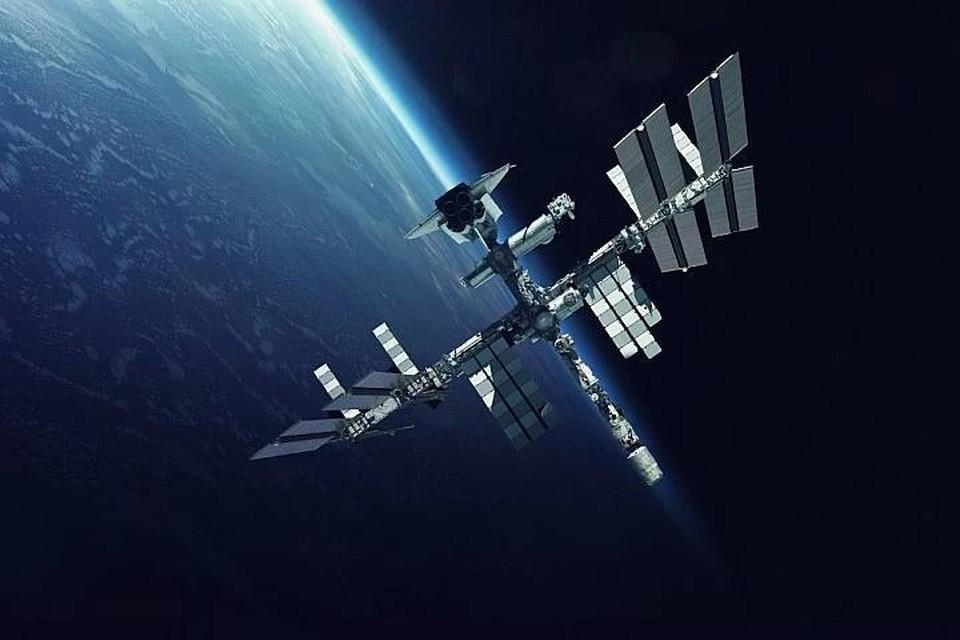 Россияне смогут увидеть пролет МКС в ночном небе