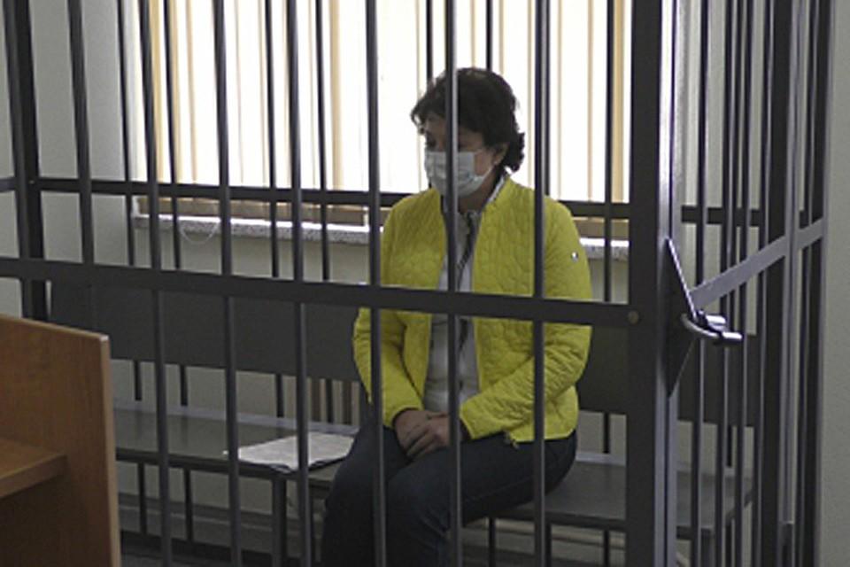 Ирина Долгова в настоящее время находится под стражей