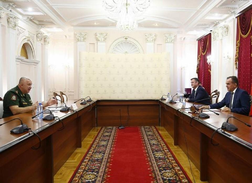 Фото администрации КК