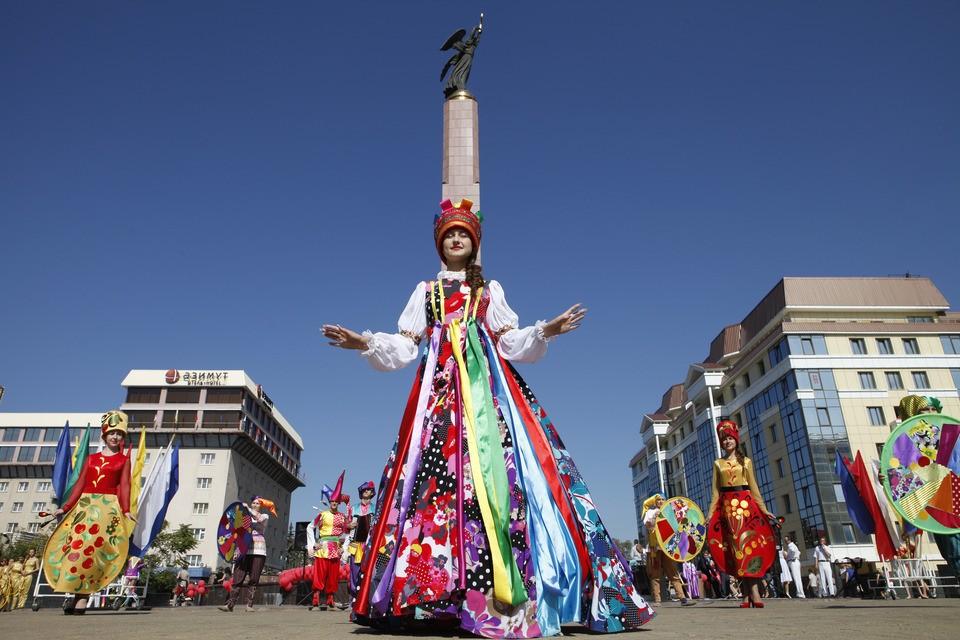 Программа мероприятий на День города в Ставрополе 26 сентября 2020. Иллюстративное фото