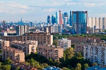 Пресненский район в Москве