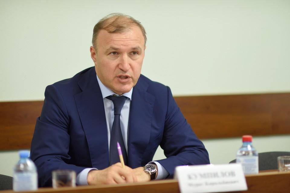 Глава Адыгеи Мурат Кумпилов заразился коронавирусом Фото: пресс-служба главы Адыгеи