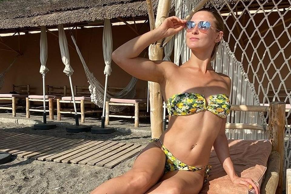 За неделю в ялтинском отеле чемпионке пришлось заплатить 68 тысяч рублей. Фото: Instagram Аллы Шишкиной