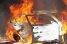 В Воронеже муж в день рождения жены пытался сжечь годовалую дочку в машине