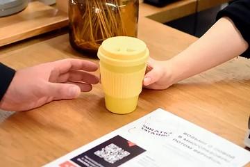 В московских кафе заработал сервис аренды многоразовой посуды навынос