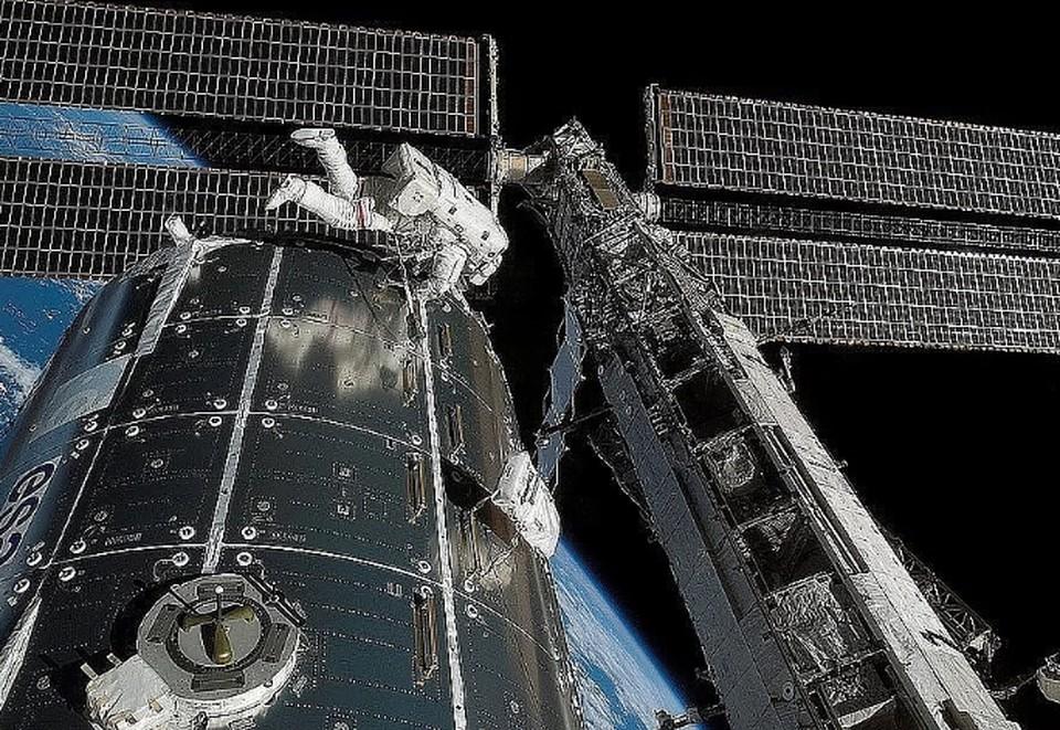 Роскосмос снимет первый художественный фильм в космосе