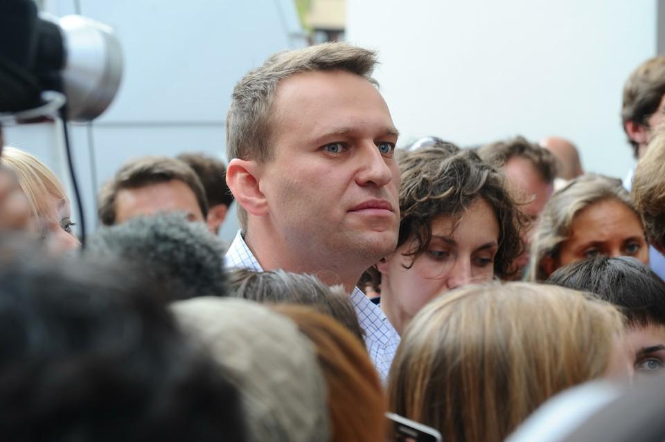 Алексея Навального выписали из стационарного отделения