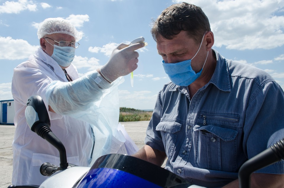 За сутки в России полностью выздоровело 5 750 человек