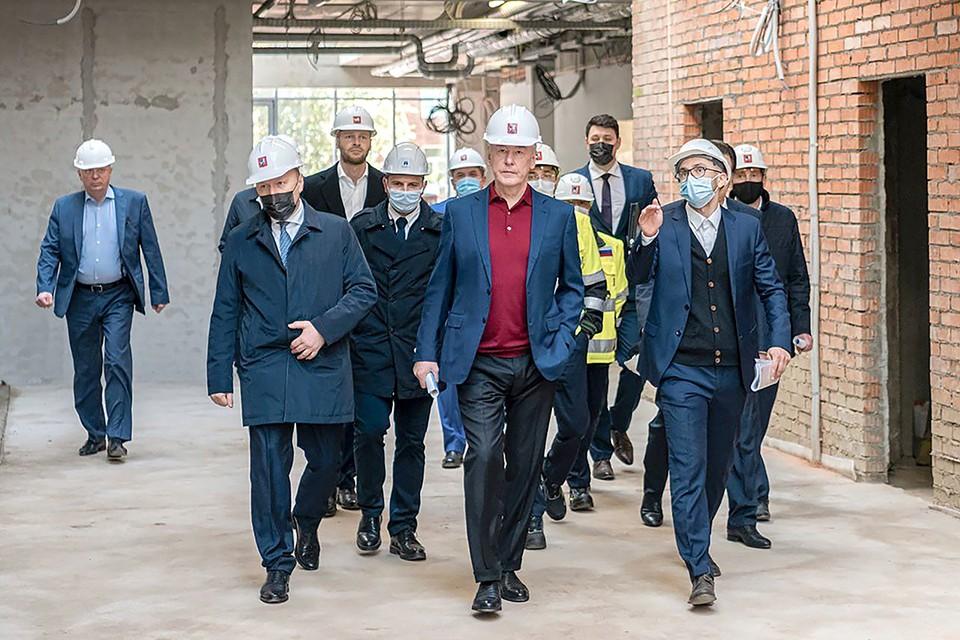 Планы развития спортивной инфраструктуры Москвы включают строительство 149 новых ФОКов с 2011 по 2023 годы. Фото: Максим Мишин/ТАСС